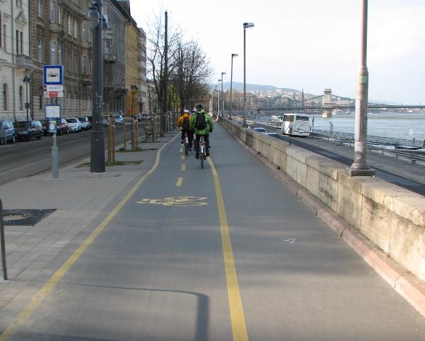 Budapest rantaraitti